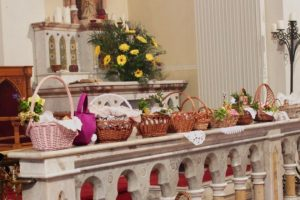 Blessing of Easter Food for Polish Community