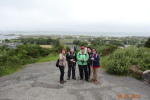 Pilgrimage To Croagh Patrick Knock