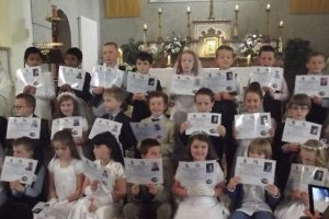 First Holy Communion 11th May 2014
