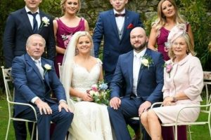 Wedding Ronan Whitford and Andrea Ryan 29/10/2016