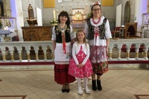 Mass Celebrated for Polish Community on Easter Monday 22/04/2019