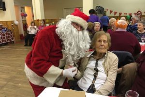 Senior Citizens Christmas Party 01/12/2019