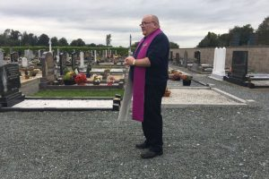 Blessing of the Graves – Sacred Heart Cemetary