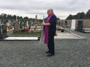 Blessing of the Graves - Sacred Heart Cemetary