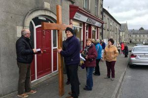 Good Friday Stations of The Cross Around Borris