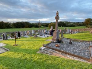 Blessing of the Graves - Ballymurphy