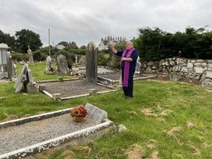 Blessing of the Graves - Clonagoose