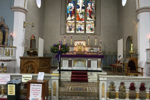 Mass Marking the 200th Anniversiry of Borris Church