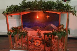 Borris Parish Cribs – Christmas 2020