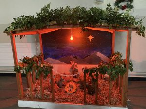 Borris Parish Cribs - Christmas 2020