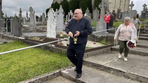 Blessing Of The Graves 2021 Ballymurphy